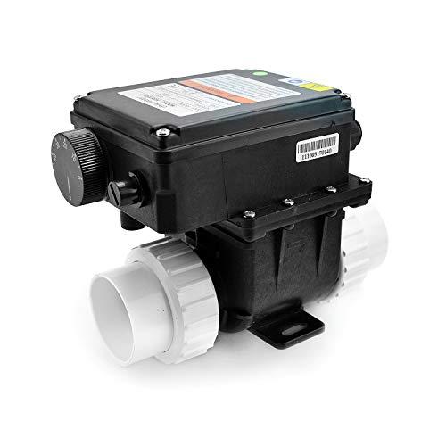 AQUADE Termostato per idromassaggio SPA, certificato CE, TÜV, potenza 1 kW, riscaldamento elettrico per piscina