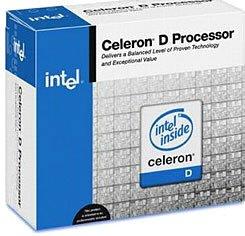 Intel bx80547re3200cn Celeron D 3513,2GHz S775