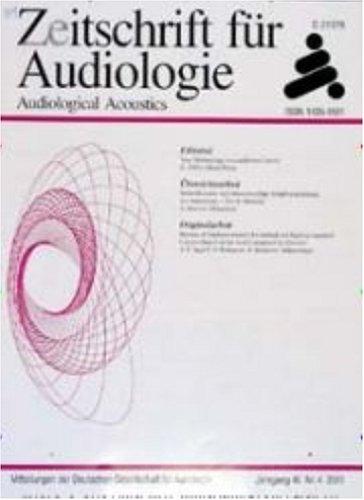 Zeitschrift Fuer Audiologie = Audiological Acoustics