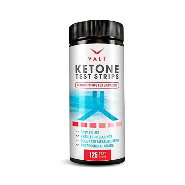 buy  Ketone Test Strips for Ketones Testing – 125 ... Diabetes Care