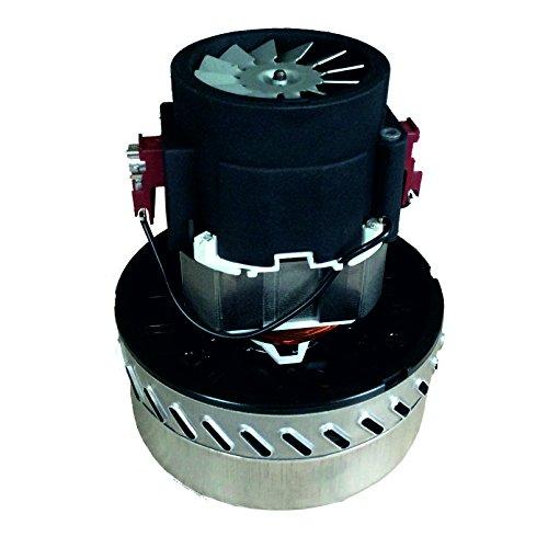 Staubsaugermotor, Motor für Staubsauger, Ametek 061300327 passend für Kärcher NT 65 ua, Nilco, Columbus