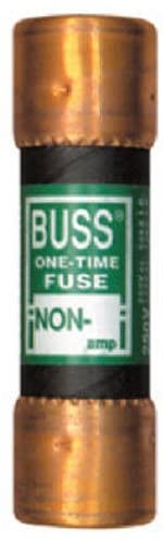 New mail order BUSSMANN Rare FUSES BP NON-25 250V K5 Amp One-Time Low-Voltage 25 Car