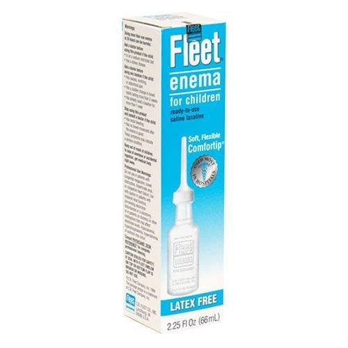 Fleet - Children's Enema for Children - 2.25 fl oz by Fleet