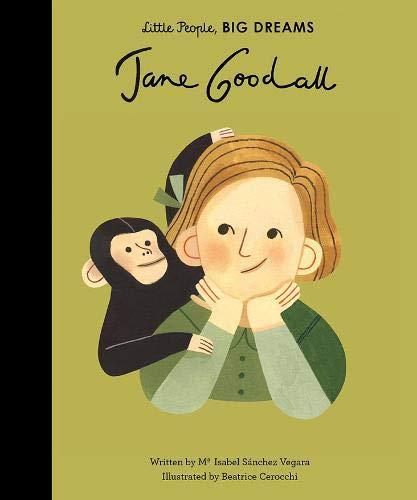 Jane Goodall (Little People, BIG DREAMS (21))