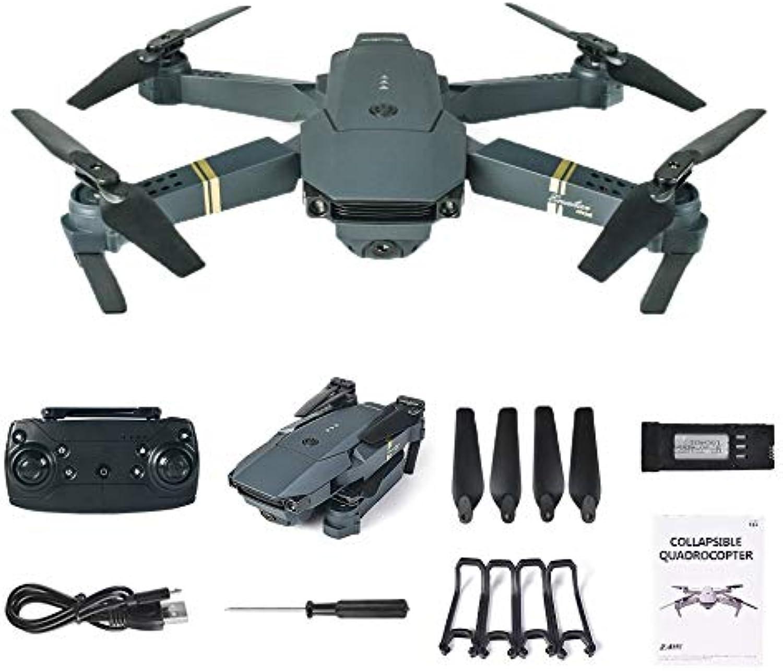 SEN L800 Remote Control Aircraft E58Wifi Professional Hd Aerial FourAxis Aircraft  Black