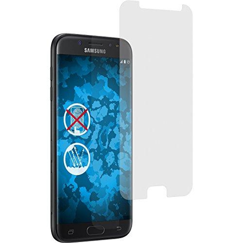 Preisvergleich Produktbild PhoneNatic 8er-Pack Displayschutzfolien matt kompatibel mit Samsung Galaxy J5 2017