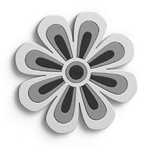 Feixiangge Drei-in-eins Blume Silikon Kombination Topf Matte Tisch Isolierung Pad Mahlzeit Tasse Matte gris