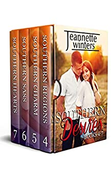 The Southern Desires Collection: Books 4-7 by [Jeannette  Winters]