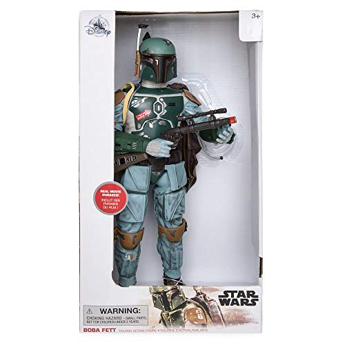 Boba Fett Disney Store Figurine d'Action Parlante Star Wars