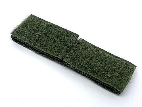Patch Nation Klettverschluss Steg für MOLLE Weste Multi Verwendung Halter Grün