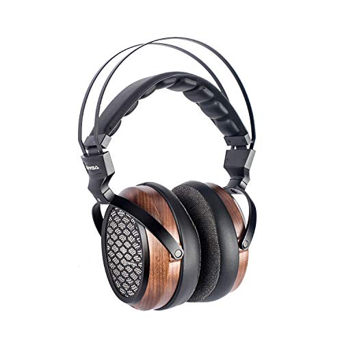 SIVGA P-Ⅱ Over-Ear Open Back Walnut Wood Planar Magnetic Headphone
