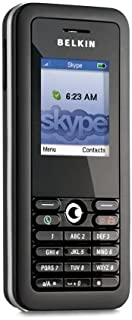 Belkin Wi-Fi Phone for Skype with Boingo Hot Spot Manager ( F1PP000GN-SK )