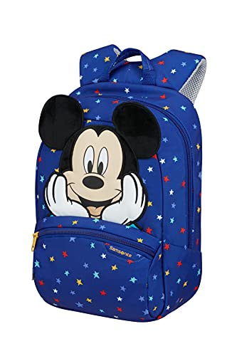 Samsonite Disney Ultimate 2.0 – Kinderrucksack S+, 35 cm, 11 L, Mehrfarbig (Mickey Stars)