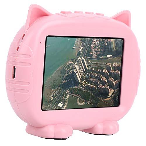 Yctze 3,5-Zoll-IPS-HD-Bildschirm für Kinder Bilderrahmen-HiFi-Bildwiederherstellung