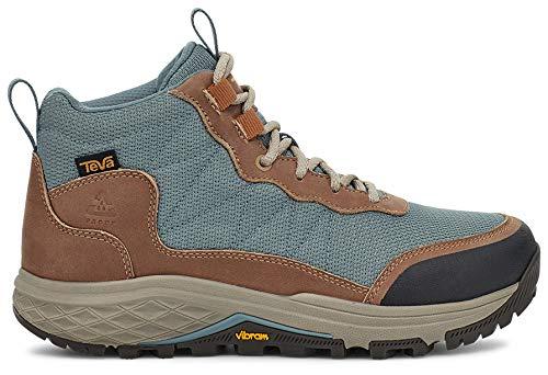 Teva Women's Walking Hiking Shoe, Tan Trooper, 7