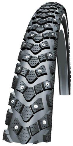 Schwalbe Reifen MARATHON WINTER KevlarGuard, schwarz mit reflektierendem streifen, 26x1.75, 11136448