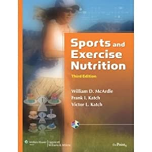 Sports And Exercise Nutrition By William D Mcardle Bs M Ed Phd Frank I Katch Victor L Ebook 8zn Free Download Read Online