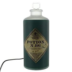 Harry Potter LAMPARA 3D Potion Bottle, Verde 3