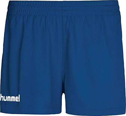hummel Damen CORE Womens Shorts Hose, True Blue Pr, S