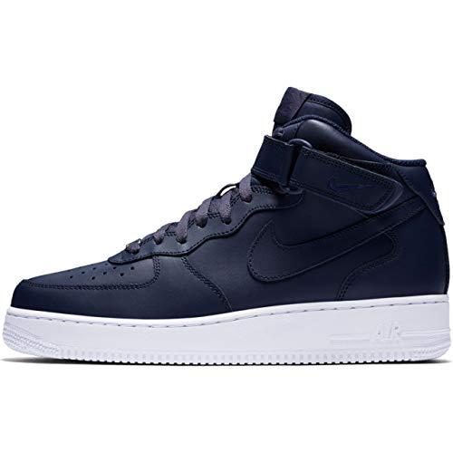 Nike Herren Sneaker Low Air Force 1 MID '07