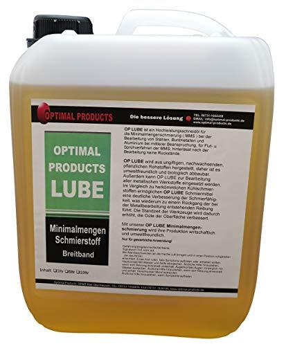 Optimal Minimalmengenschmierung 5 Liter MMS Hochleistungs Schneidöl