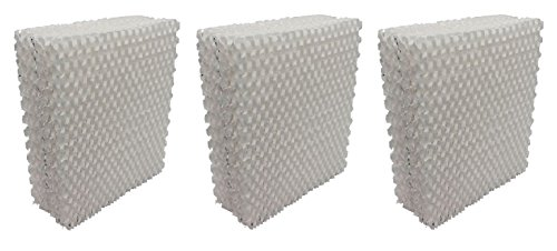 RO6G Humidifier Filters for AirCare 1043 Super Wick Bemis Essick Air (3-Pack)