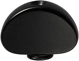 Schaller 13-BC 5623103 Machine Head Button 13 Guitar - Black Chrome