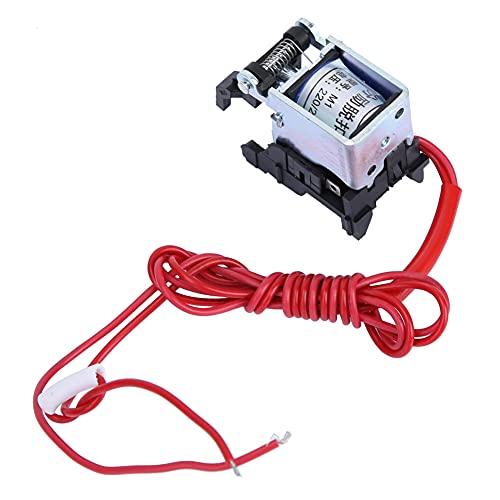 Weikeya Viaje por derivación Estable, Interruptor de Circuito Thunt Service Life AC220 / 230V Material Premium de plástico para Interruptor de Circuito AC220 / 230V