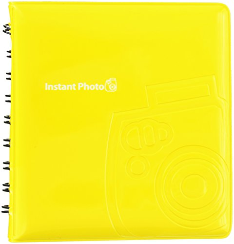Fuji Instax Photo Album Cheki 68 for Fuji Instax Mini 7s /50s/ Polaroid Mio /300 Lomo Diana Back Cameras