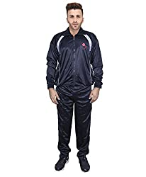 IndiWeaves Mens Polyester Warm Track Suit for Winters