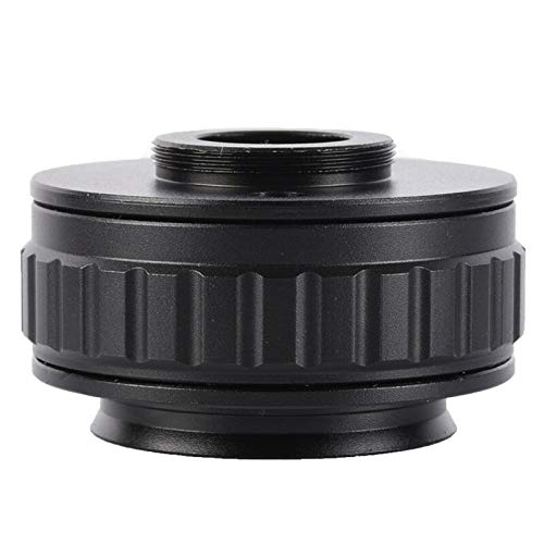 0.5X C Mount Lens Adapter Focus Adjustable Camera Installation C Mount Adapter to Type Trinocular Stereo Microscope