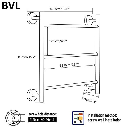 BVL Toalleros de barra