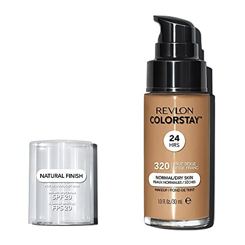Revlon ColorStay Makeup for Normal/Dry Skin True Beige 320, 1er Pack (1 x 30 g)