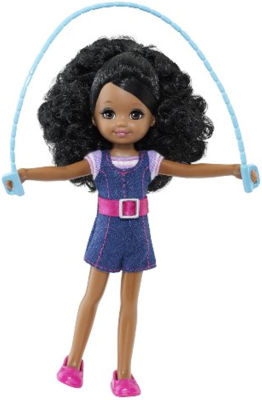 Barbie So In Style (S.I.S.) Little Sister Zahara