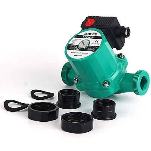 Umwälzpumpe 25-60/180 mm Heizungspumpe Hocheffizienzpumpe Zirkulationspumpe