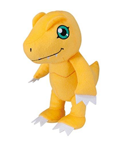 Banpresto 36089 Digimon Adventure Vol. 1 SDX Stuffed Plush, 9' Agumon