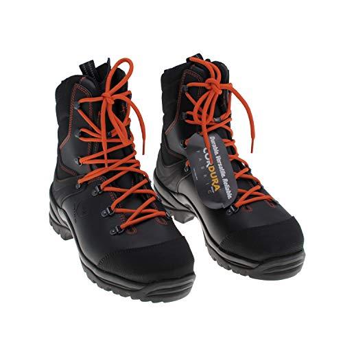 Jardiaffaires Paire de Chaussures Professionnelle Souple pour bûcherons Solidur Kailash Taille 43