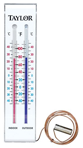 Taylor Max Min Grove Park Analog Thermometer