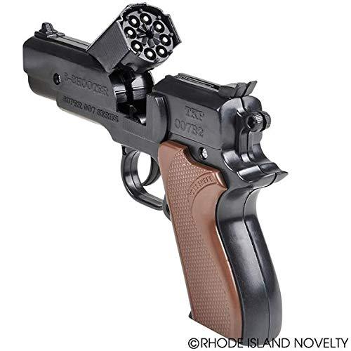 Rhode Island Novelty 6.75 inch Cap Pistol, One per Order