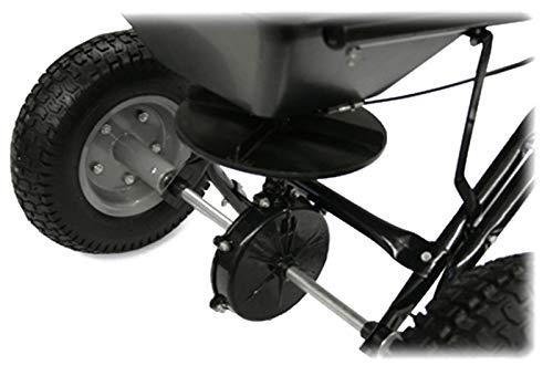 Streuwagen 30kg mit Luftreifen für Salz Dünger Saatgut Streusalz Modell 2411;;;;; - 3