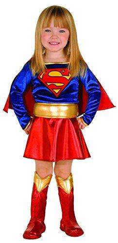 Rubie's Supergirl-Kostüm für Mädchen