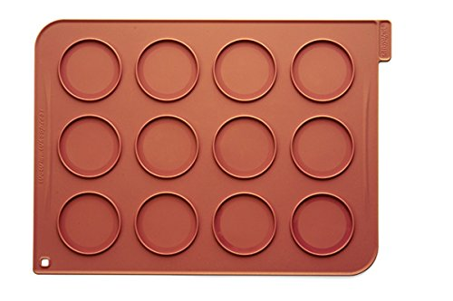 silikomart Moule Silicone Professionnel wop01/C whoopies