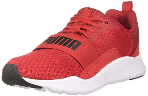 Zapatillas Deportivas Hombre Puma Wired - 42, Rojo