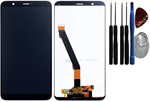 LCD display voor Huawei P Smart LCD display touchscreen beeldscherm zwart incl. gereedschapsset
