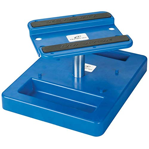 DuraTrax DTXC2380 Pit Tech Deluxe RC Truck Work Stand, blau