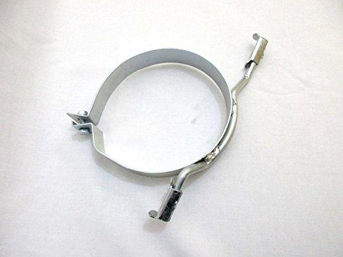 Abrazadera gancho de banda de correa para escape/silenciador de Citroen Xsara Picasso
