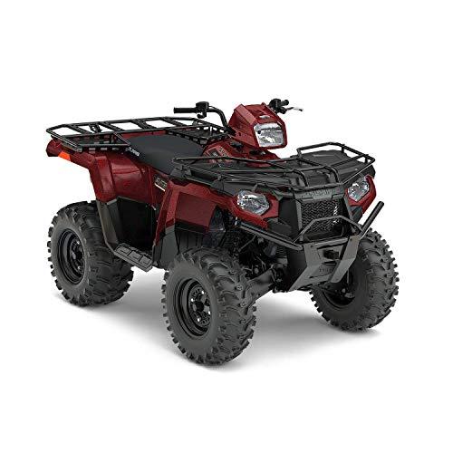 Polaris Genuine Sportsman 570 450HO Front Tough Rack - Black - 2882321