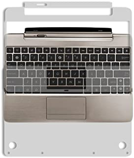 Skinomi Full Body Skin Protector Compatible with Asus Transformer Prime TF201 (Keyboard Only) TechSkin Full Coverage Clear HD Film