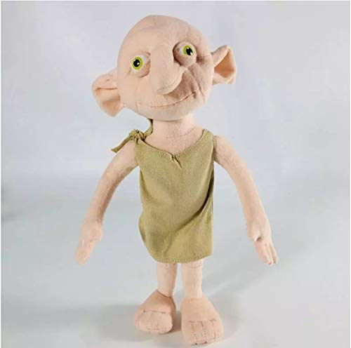 JIAL Dobby PELUJUCH Toys Anime PELÍCULA DE Anime Dobby PELUMINIO Muchacha Muchacha SOUTHED Doby Doby Loss LOS Productos Muñeca rellena for niños Regalos 30 cm Chongxiang