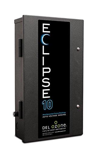 DEL Ozone EC-10 Eclipse-10 Pool Ozone Generator